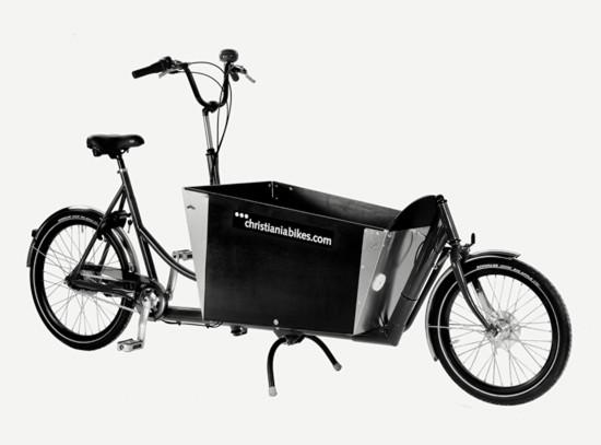 christiania bikes 2 wheeler