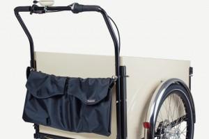 Christiania Bikes bag for handlebar