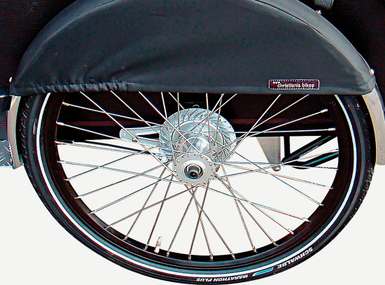 christiania bikes Cover for Front Wheels