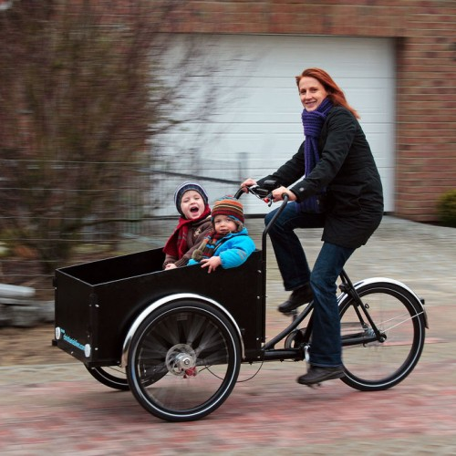 christiania bikes light kuljetuspyörät