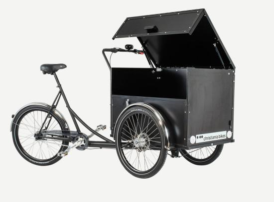 christiania bikes p box