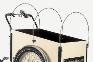 Christiania Bikes prairie arches
