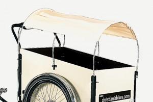 Christiania Bikes prairie sunroof