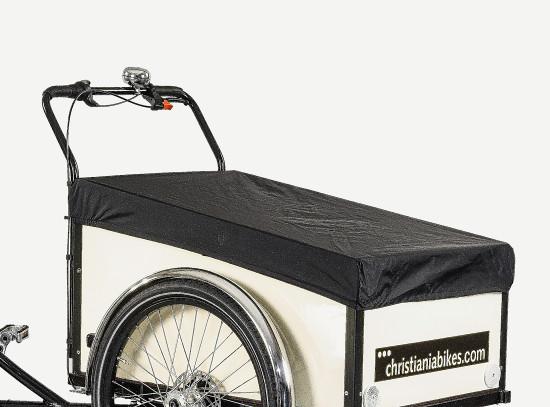 christiania bikes raincover