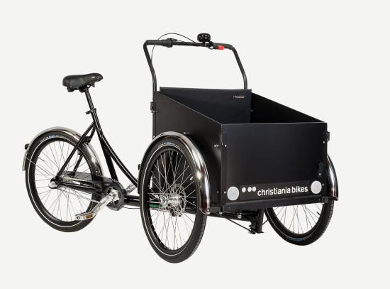 christiania bikes short box