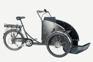Christiania Bikes Taxi