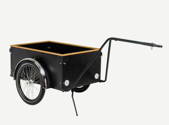 christiania bikes trailer ex wide